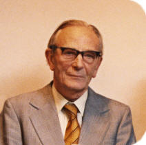 Professor John Pemberton at the Helsinki Meeting in 1987